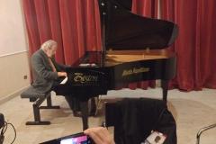 Luis Bacalov - Alberto Napolitano Pianoforti Napoli