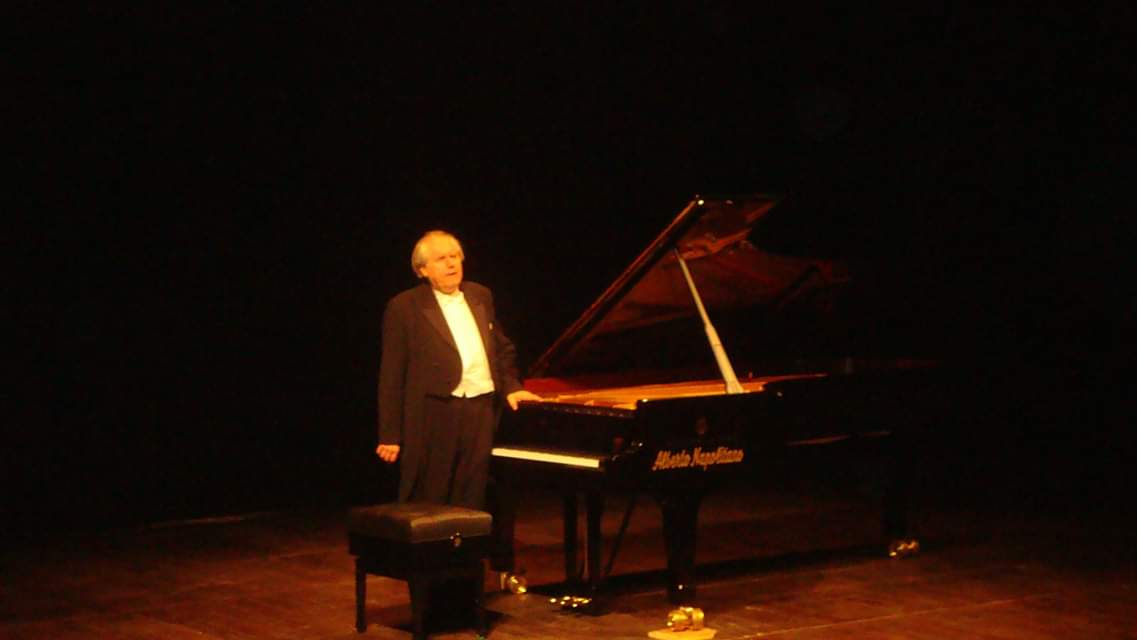 Grigorij Lipmanovič Sokolov - Teatro verdi 2010