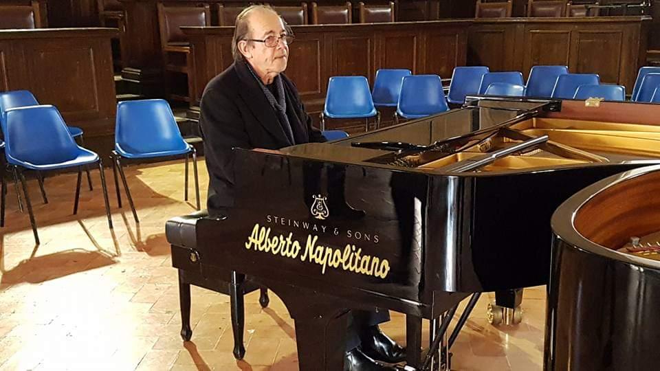 Marian Mika  Piano City Napoli 2018