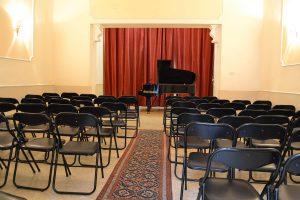 Sale Concerto e Studio - Alberto Napolitano Pianoforti