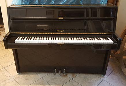 HORUGEL ALBERTO NAPOLITANO PIANOFORTI USATO GARANTITO