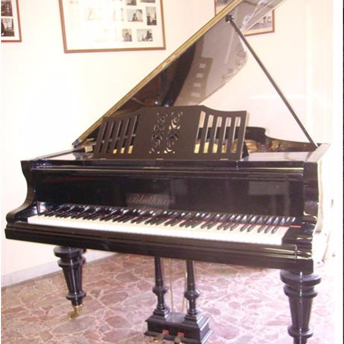 Pianoforte Bluthner 1/2 Coda - Alberto Napolitano Pianoforti Napoli