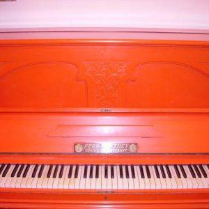 Pianoforte FERD. MANTHEY HOFLIEFERANT 131 - Alberto Napolitano Pianoforti Napoli