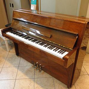Pianoforte Horugel usato Alberto Napolitano Pianoforti Napoli