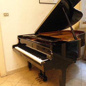 Pianoforte Steinmayer coda usato Napoli