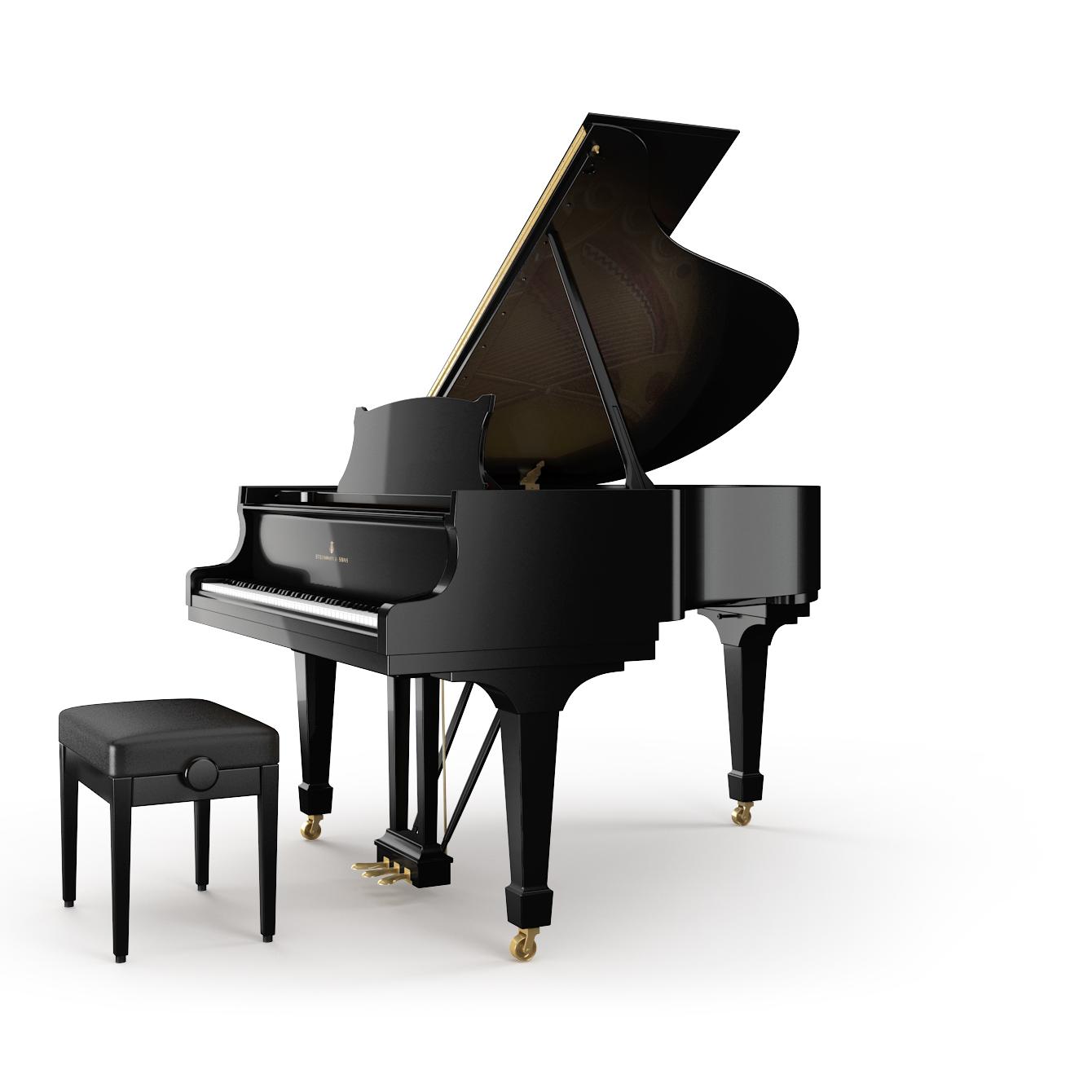 Pianoforte Steinway M-170 Alberto Napolitano Pianoforti Napoli