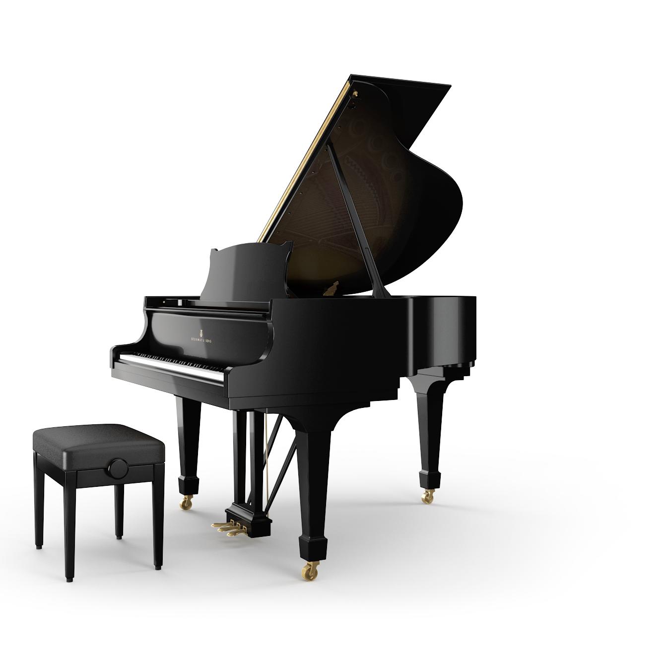Pianoforte Steinway S-155 Alberto Napolitano Pianoforti Napoli