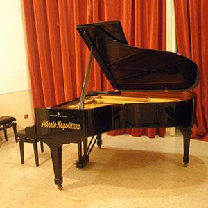 Steinway & Sons A 188 - Alberto Napolitano Pianoforti Napoli