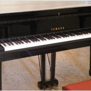 Pianoforte Yamaha C3 - Alberto Napolitano Pianoforti Napoli