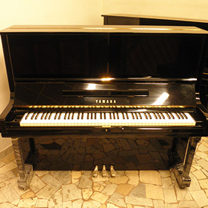Yamaha U 3 - Alberto Napolitano Pianoforti Usati Napoli