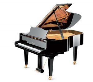 Pianoforte Grotrian Cabinet - Alberto Napolitano Pianoforti Napoli