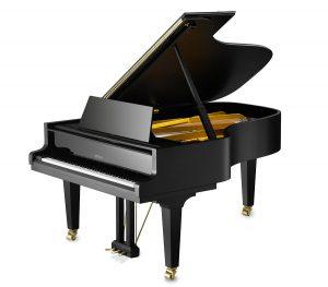 Pianoforte Grotrian Studio 192/208 - Alberto Napolitano Pianoforti Napoli