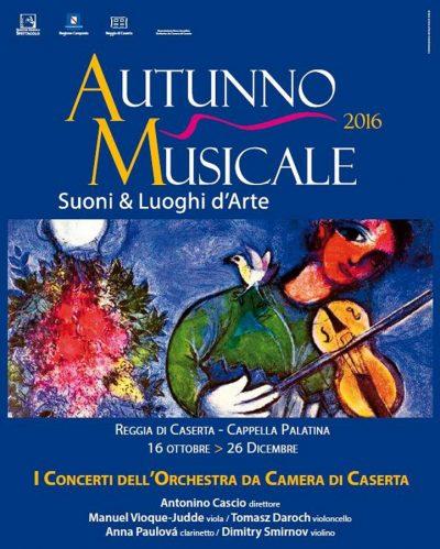 Autunno Musicale - Alberto Napolitano Pianoforti Napoli