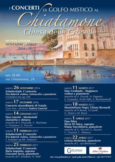 Concerti il Golfo Mistico al Chiatamone - Napoli