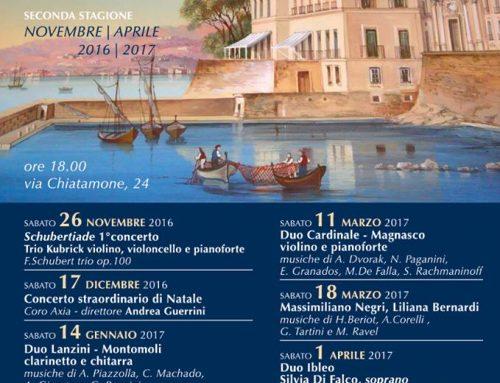 I Concerti di Golfo Mistico al Chiatamone