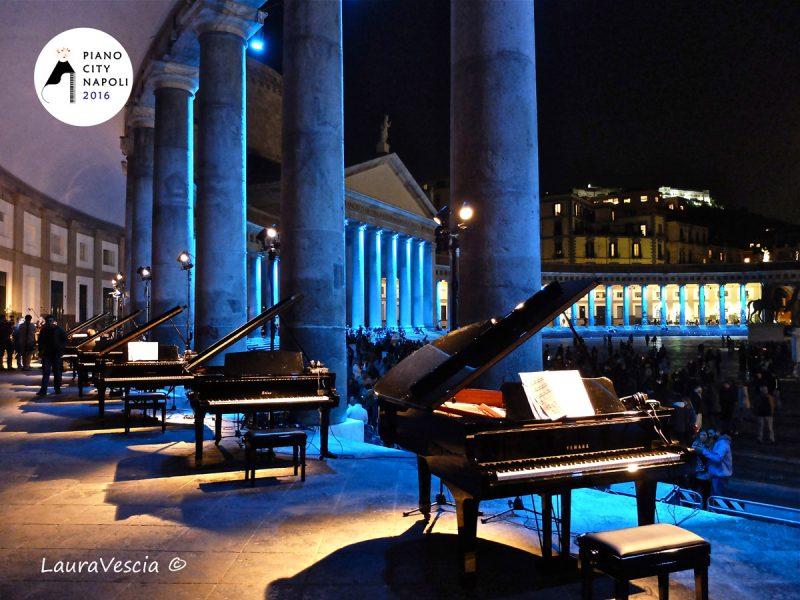 Piano City Napoli - Alberto Napolitano Pianoforti