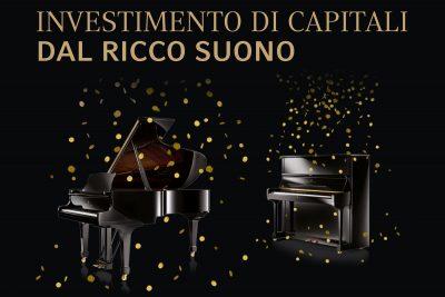 Investimento Steinway - Alberto Napolitano Pianoforti