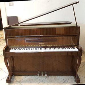 Pianoforte Windover con Guache - Alberto Napolitano Pianoforti nuovi e usati Napoli