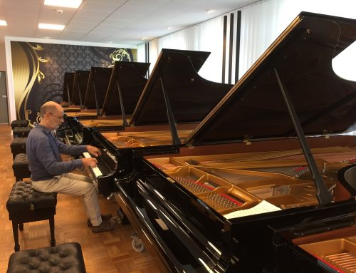 178° ANNIVERSARIO ALBERTO NAPOLITANO PIANOFORTI – INAUGURAZIONE GRAN CODA STEINWAY & SONS