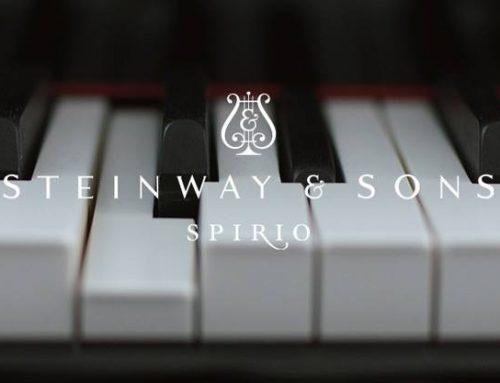 SPIRIO – Il nuovo modello autopiano di Steinway & Sons