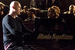 Stefano Battaglia - Sala dei baroni del Maschio Angioino