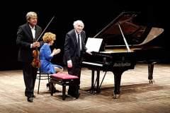 Uto Ughi e Bruno Canino Teatro Verdi