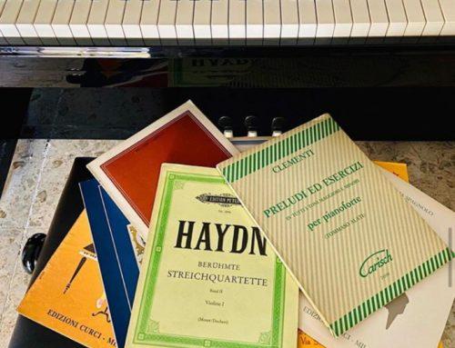 Promozione spartiti e libri musicali